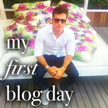 1st day blog
